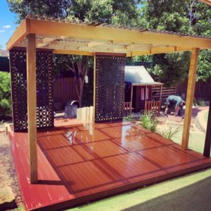 A New Stage For Children First By The Tradie Ladies