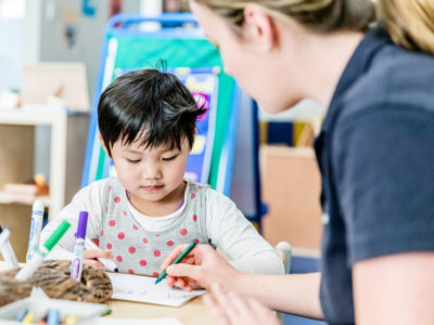 Growing Early Minds – Occupational Therapist